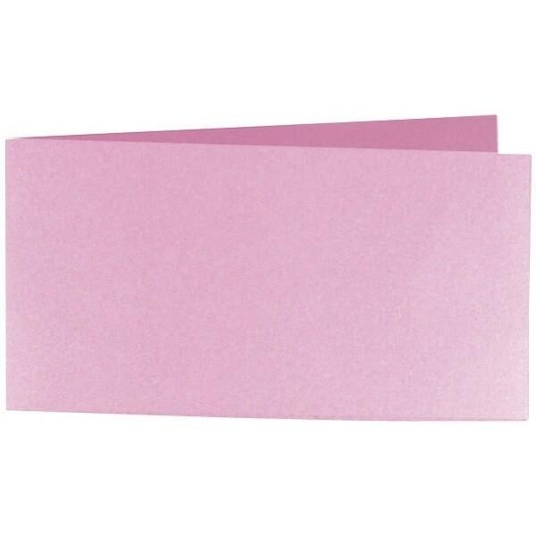 Artoz Perle - 'Princess' Card. 420mm x 105mm 250gsm DL Bi-Fold (Short Edge) Card.