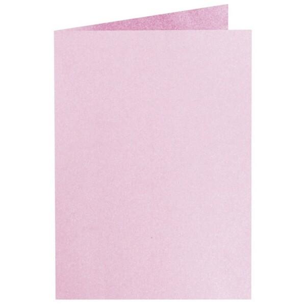 Artoz Perle - 'Ballerina' Card. 210mm x 148mm 250gsm A6 Folded (Long Edge) Card.
