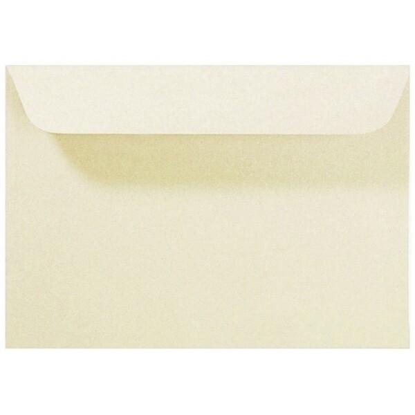 Artoz Perle - 'Ivory' Envelope. 162mm x 114mm 120gsm C6 Peel/Seal Envelope.