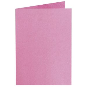 Artoz Perle - 'Princess' Card. 240mm x 169mm 250gsm B6 Bi-Fold (Long Edge) Card.