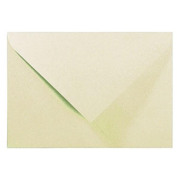 Artoz Perle - 'Ivory' Envelope. 178mm x 125mm 120gsm B6 Gummed Envelope.