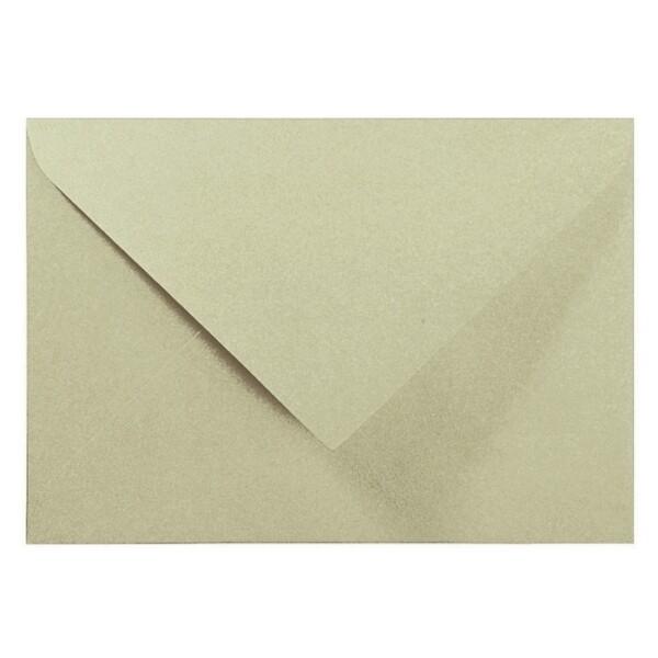 Artoz Perle - 'Pistachio' Envelope. 178mm x 125mm 120gsm B6 Gummed Envelope.