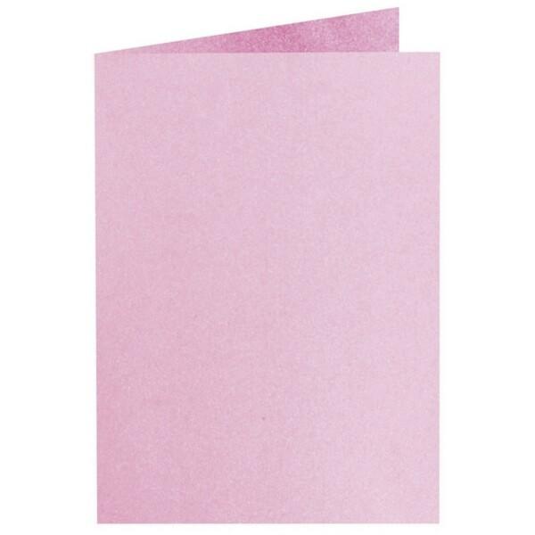 Artoz Perle - 'Ballerina' Card. 250mm x 180mm 250gsm E6 Bi-Fold (Long Edge) Card.