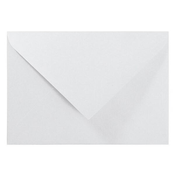 Artoz Perle - 'White' Envelope. 191mm x 135mm 120gsm E6 Gummed Envelope.