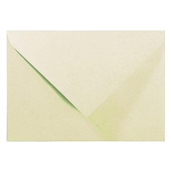 Artoz Perle - 'Ivory' Envelope. 191mm x 135mm 120gsm E6 Gummed Envelope.