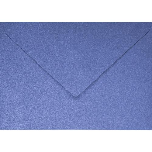 Artoz Perle - 'Royal Blue' Envelope. 191mm x 135mm 120gsm E6 Gummed Envelope.