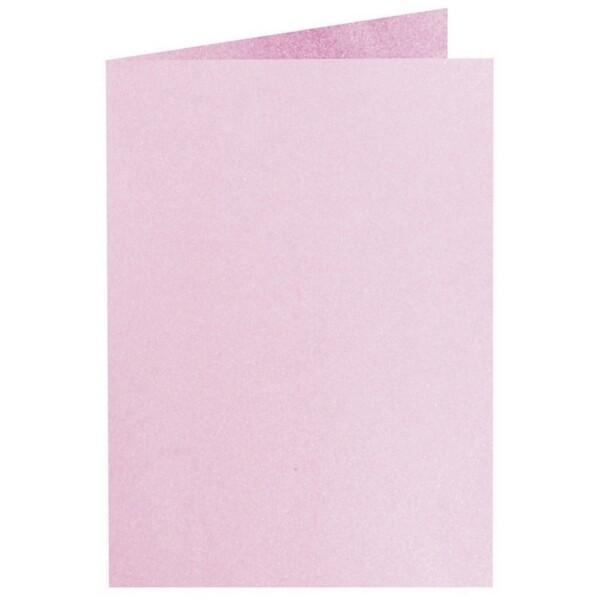 Artoz Perle - 'Ballerina' Card. 297mm x 210mm 250gsm A5 Folded (Long Edge) Card.