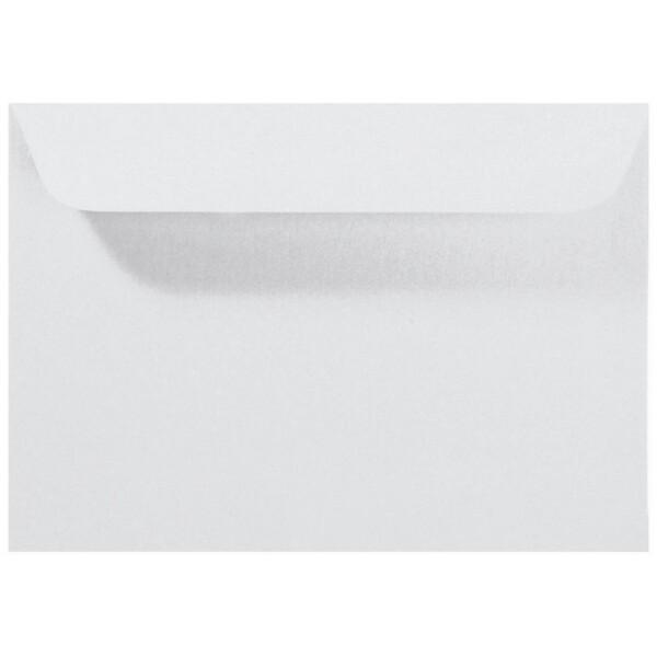 Artoz Perle - 'White' Envelope. 229mm x 162mm 120gsm C5 Peel/Seal Envelope.