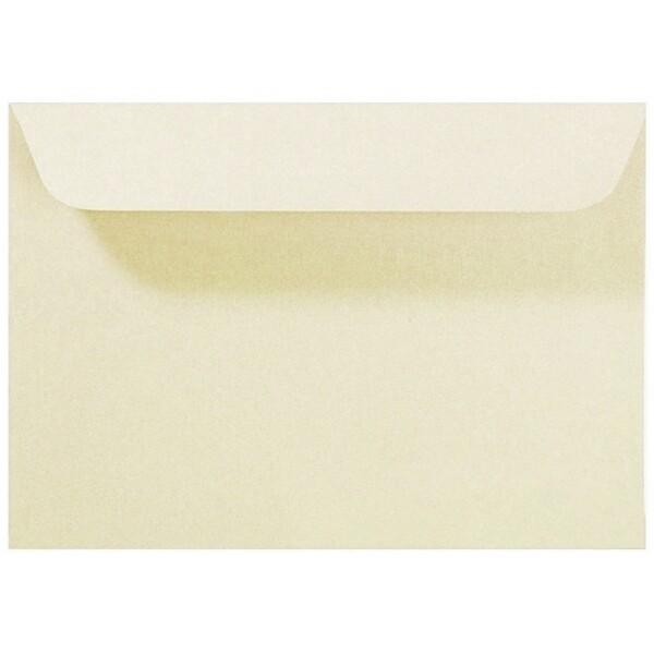 Artoz Perle - 'Ivory' Envelope. 229mm x 162mm 120gsm C5 Peel/Seal Envelope.