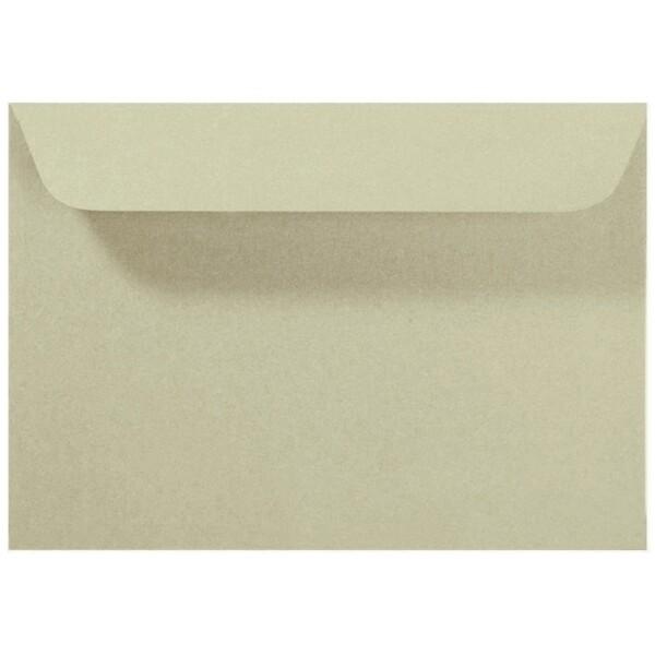 Artoz Perle - 'Pistachio' Envelope. 229mm x 162mm 120gsm C5 Peel/Seal Envelope.