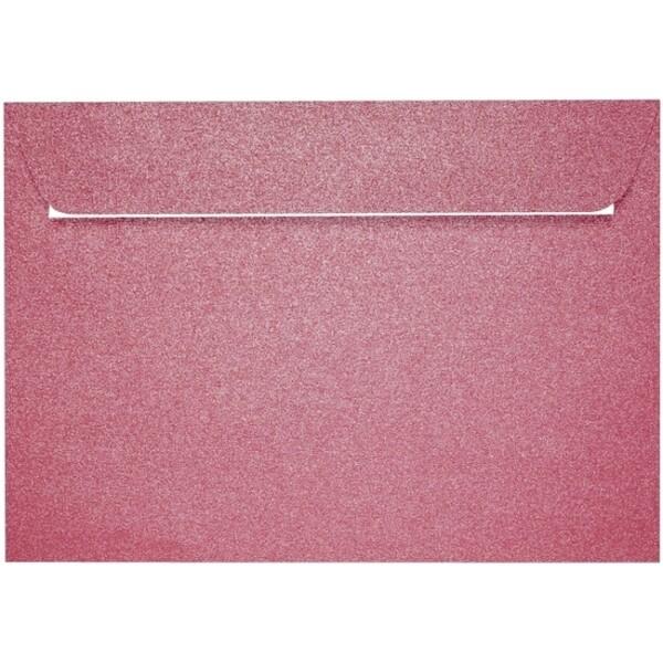 Artoz Perle - 'Red' Envelope. 229mm x 162mm 120gsm C5 Peel/Seal Envelope.