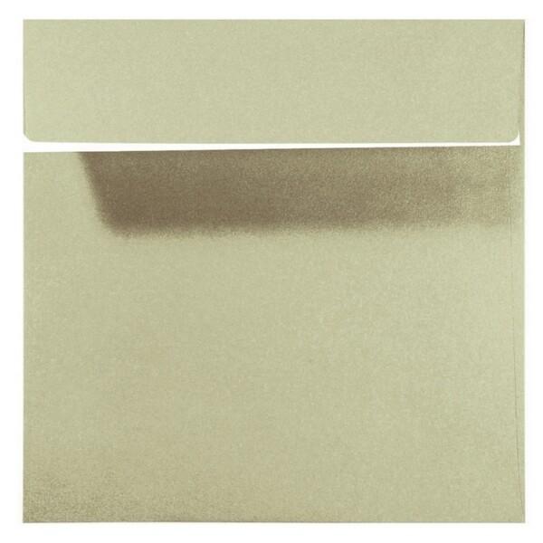 Artoz Perle - 'Pistachio' Envelope. 160mm x 160mm 120gsm Square Peel/Seal Envelope.