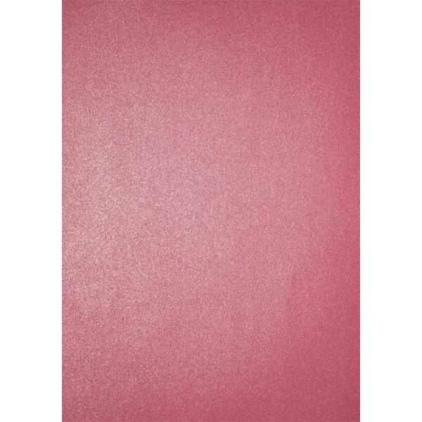 Artoz Perle - 'Red' Card. 210mm x 297mm 250gsm A4 Card.