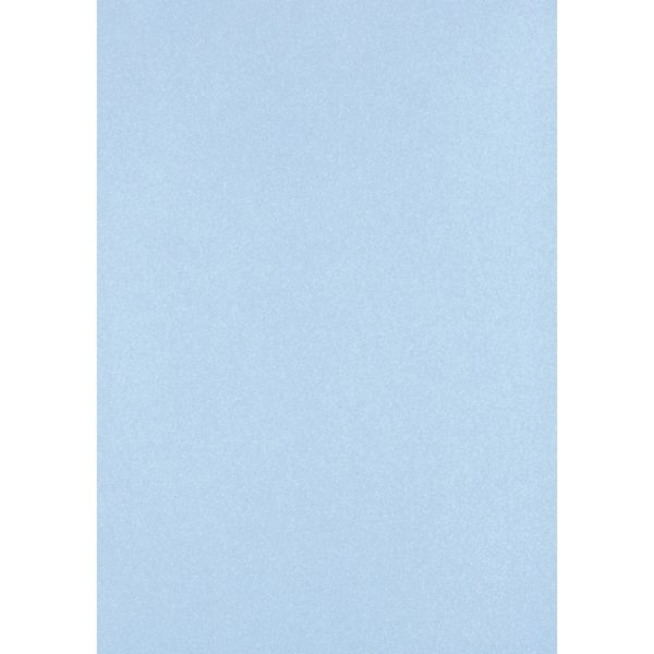 Artoz Perle - 'Water Blue' Paper. 210mm x 297mm 120gsm A4 Paper.