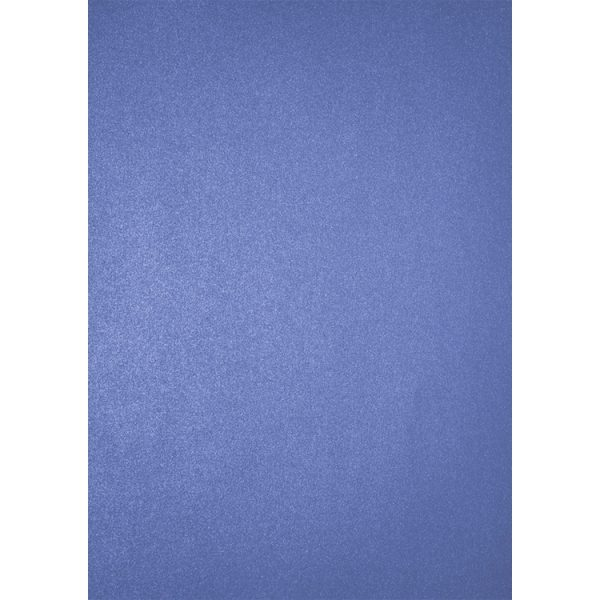 Artoz Perle - 'Royal Blue' Paper. 210mm x 297mm 120gsm A4 Paper.
