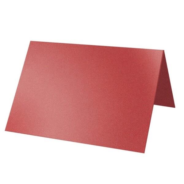 Artoz Klondike - 'Ruby' Card. 132mm x 103mm 250gsm A7 Place Card.
