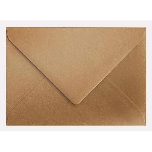 Artoz Klondike - 'Dark Gold' Envelope. 110mm x 75mm 120gsm C7 Gummed Envelope.
