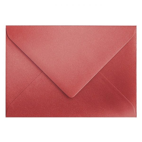 Artoz Klondike - 'Ruby' Envelope. 110mm x 75mm 120gsm C7 Gummed Envelope.