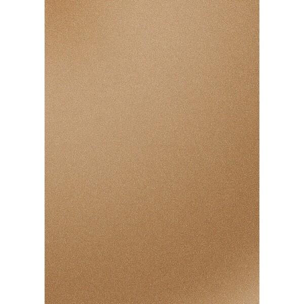 Artoz Klondike - 'Dark Gold' Card. 103mm x 66mm 250gsm A7 Card Card.
