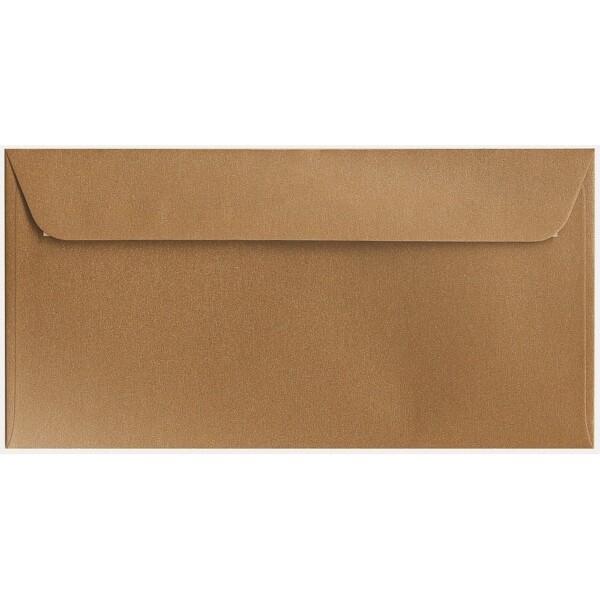 Artoz Klondike - 'Dark Gold' Envelope. 224mm x 114mm 120gsm DL Peel/Seal Envelope.
