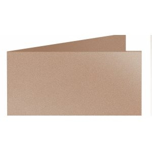 Artoz Klondike - 'Titan' Card. 420mm x 105mm 250gsm DL Bi-Fold (Short Edge) Card.