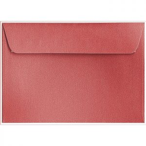 Artoz Klondike - 'Ruby' Envelope. 162mm x 114mm 120gsm C6 Peel/Seal Envelope.