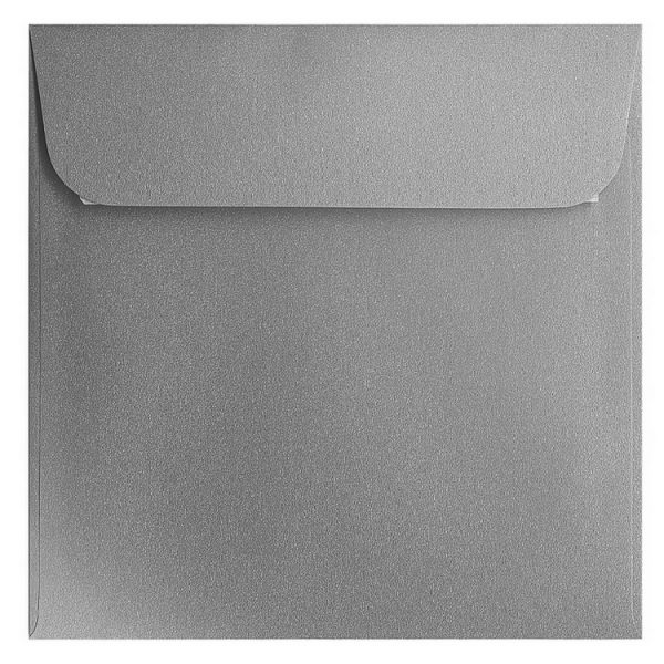 Artoz Klondike - 'Turmalin' Envelope. 160mm x 160mm 120gsm Square Peel/Seal Envelope.
