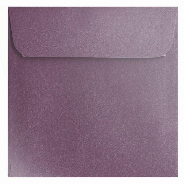 Artoz Klondike - 'Amethyst' Envelope. 160mm x 160mm 120gsm Square Peel/Seal Envelope.