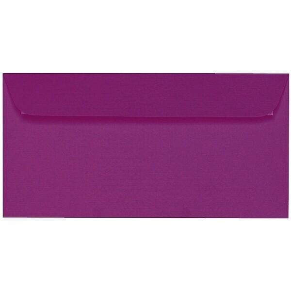Artoz Zand - 'Purple' Envelope. 224mm x 114mm 135gsm DL Peel/Seal Envelope.