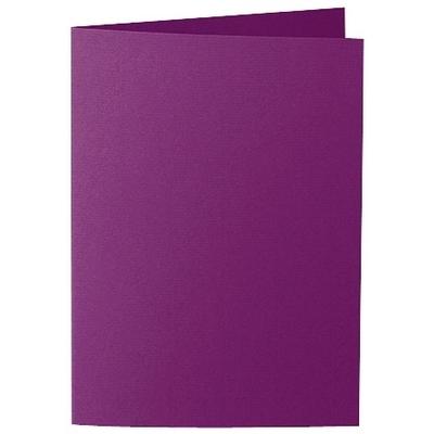 Artoz Zand - 'Purple' Card. 210mm x 148mm 270gsm A6 Folded (Long Edge) Card.