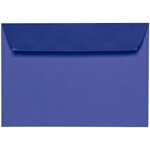 Artoz Zand - 'Indigo' Envelope. 162mm x 114mm 135gsm C6 Peel/Seal Envelope.