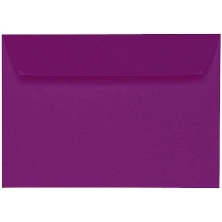 Artoz Zand - 'Purple' Envelope. 162mm x 114mm 135gsm C6 Peel/Seal Envelope.