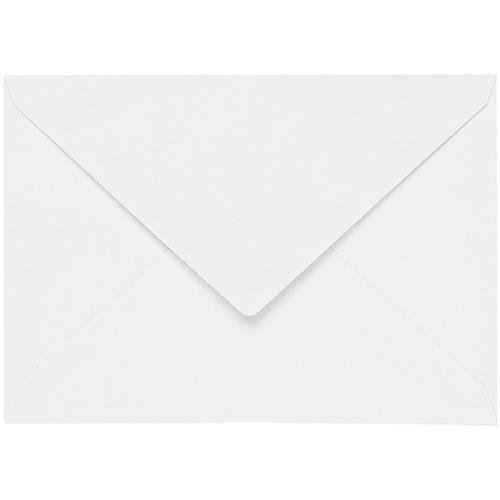 Artoz Zand - 'White' Envelope. 178mm x 125mm 135gsm B6 Gummed Envelope.