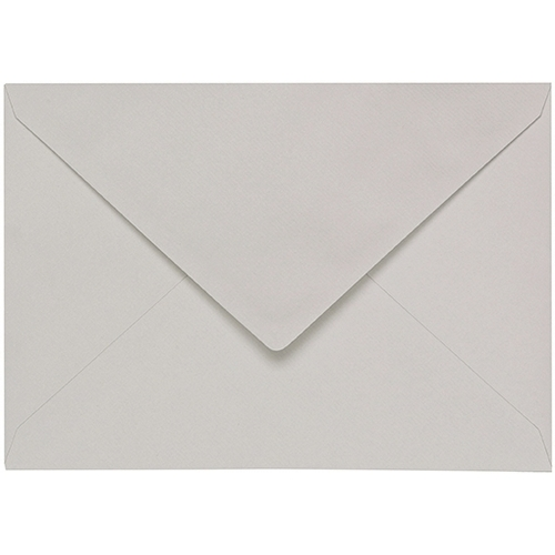 Artoz Zand - 'Grey' Envelope. 178mm x 125mm 135gsm B6 Gummed Envelope.