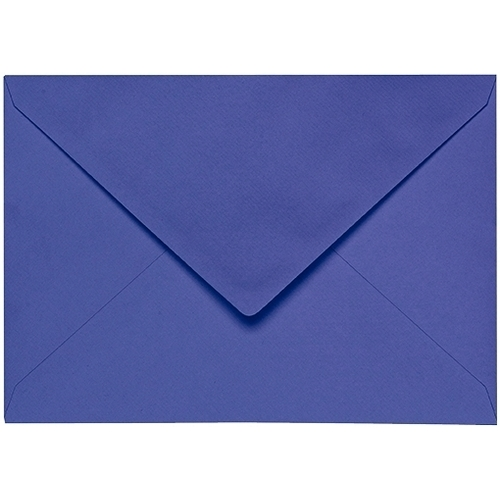Artoz Zand - 'Indigo' Envelope. 178mm x 125mm 135gsm B6 Gummed Envelope.