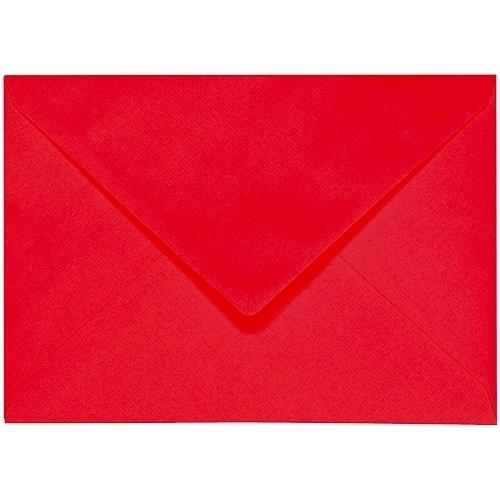 Artoz Zand - 'Red' Envelope. 178mm x 125mm 135gsm B6 Gummed Envelope.