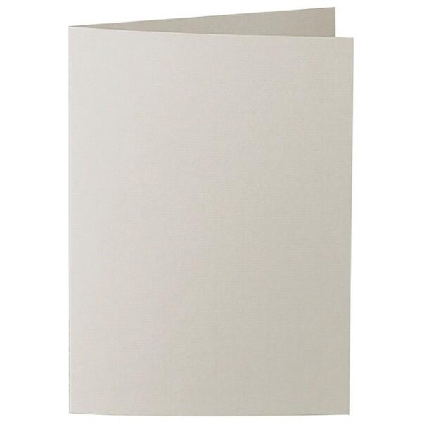 Artoz Zand - 'Grey' Card. 297mm x 210mm 270gsm A5 Folded (Long Edge) Card.