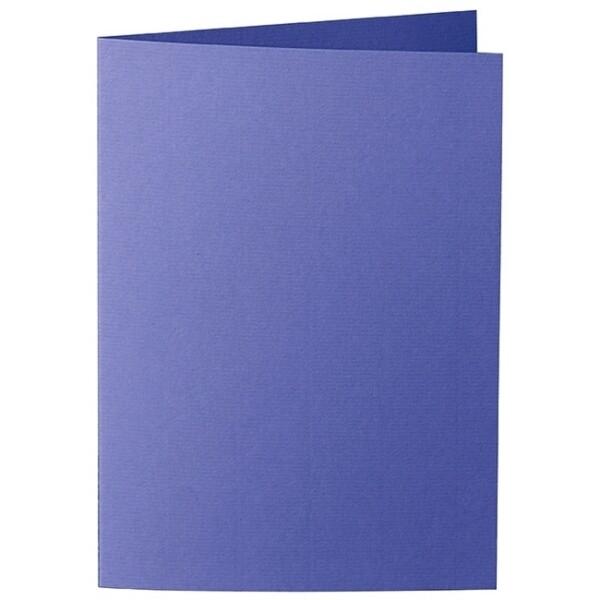 Artoz Zand - 'Indigo' Card. 297mm x 210mm 270gsm A5 Folded (Long Edge) Card.