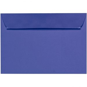 Artoz Zand - 'Indigo' Envelope. 229mm x 162mm 135gsm C5 Peel/Seal Envelope.