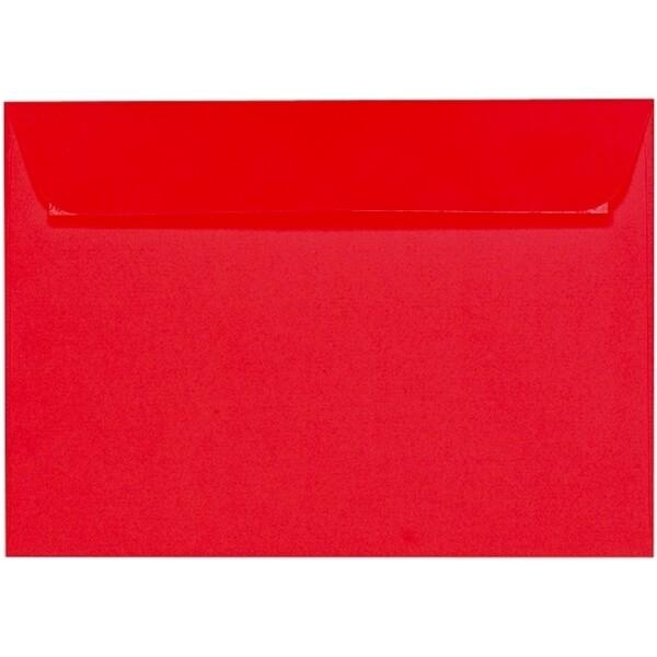 Artoz Zand - 'Red' Envelope. 229mm x 162mm 135gsm C5 Peel/Seal Envelope.