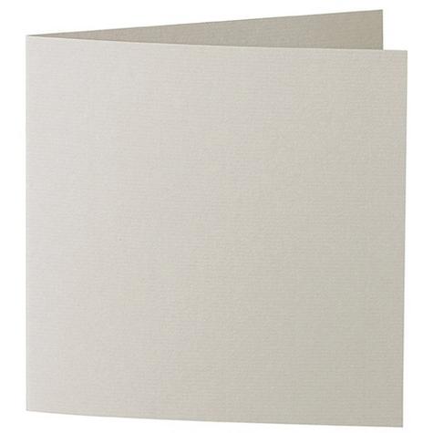Artoz Zand - 'Grey' Card. 310mm x 155mm 270gsm Square Folded Card.