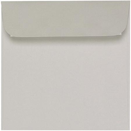 Artoz Zand - 'Grey' Envelope. 160mm x 160mm 135gsm Square Peel/Seal Envelope.