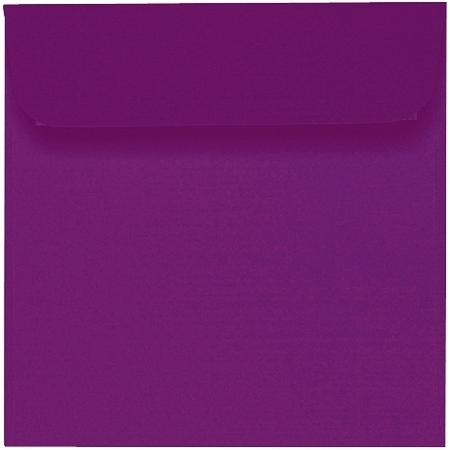 Artoz Zand - 'Purple' Envelope. 160mm x 160mm 135gsm Square Peel/Seal Envelope.