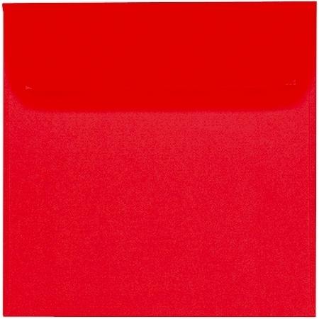 Artoz Zand - 'Red' Envelope. 160mm x 160mm 135gsm Square Peel/Seal Envelope.