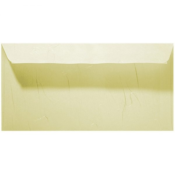 Artoz Mayumi - 'Yellow' Envelope. 223mm x 114mm 100gsm DL Peel/Seal Envelope.