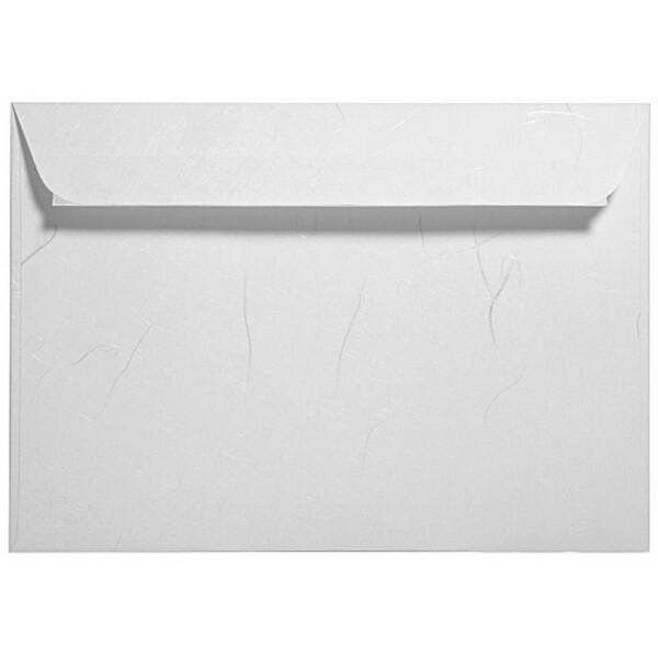 Artoz Mayumi - 'White' Envelope. 162mm x 114mm 100gsm C6 Peel/Seal Envelope.