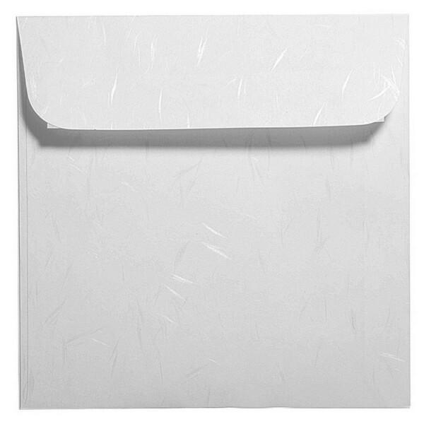 Artoz Mayumi - 'White' Envelope. 160mm x 160mm 100gsm Square Peel/Seal Envelope.