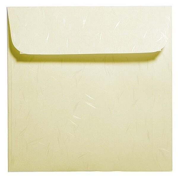 Artoz Mayumi - 'Yellow' Envelope. 160mm x 160mm 100gsm Square Peel/Seal Envelope.