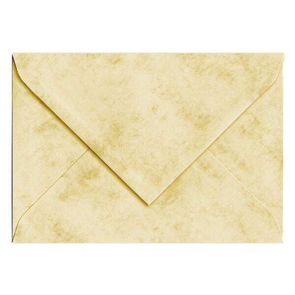 Artoz Antiqua - 'Cream' Envelope. 110mm x 75mm 90gsm C7 Gummed Envelope.