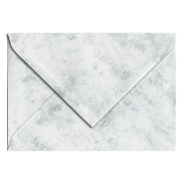 Artoz Antiqua - 'Grey' Envelope. 110mm x 75mm 90gsm C7 Gummed Envelope.
